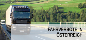 Fahrverbote in sterreich